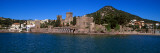 Castle on the Beach, Chateau De La Napoule, Mandelieu-La Napoule, Alpes-Maritimes Photographic Print