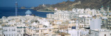 High Angle View of a City, Muttrah, Muscat, Oman Fotografisk trykk