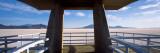 Salt Flats Viewed From a Platform, Bonneville Salt Flats, Utah, USA Photographic Print