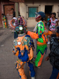 Children Performing in a Carnival, Tilcara, Quebrada De Humahuaca, Argentina Photographic Print