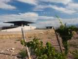 Winery in a Field, Bodega O. Fournier, San Carlos Department, Mendoza Province, Argentina Photographic Print