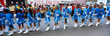 Girls Performing in Carnival, Carupano, Sucre State, Venezuela Photographic Print
