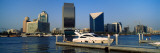City at the Waterfront, National Bank of Dubai, Dubai Chamber of Commerce And Industry Photographic Print