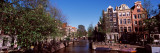 Buildings in a City, Amsterdam, North Holland, Netherlands Photographic Print