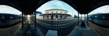 360 Degree View of a Railroad Station, Estaque, Bouches-Du-Rhone, France Photographic Print
