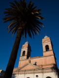 Low Angle View of a Cathedral, San Fernando De Maldonado Cathedral, Montevideo, Uruguay Photographic Print
