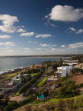 Houses at the Riverside, Punta Ballena, Punta Del Este, Maldonado, Uruguay Photographic Print