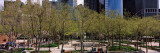 Park in City, Battery Park, Lower Manhattan, Manhattan, New York City, New York State, USA Photographic Print