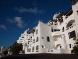Low Angle View of a Hotel, Casapueblo, Punta Ballena, Punta Del Este, Maldonado, Uruguay Photographic Print