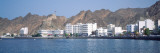 City at the Waterfront, Muttrah, Muscat, Oman Photographic Print