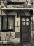 Facade of a Stone House, Tilcara, Quebrada De Humahuaca, Argentina Photographic Print