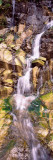 Waterfall in a Forest Photographic Print