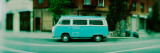 Van Parked on the Street, Williamsburg, Brooklyn, New York City, New York State, USA Photographic Print