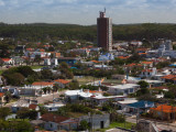 Buildings in a Town, La Paloma, Rocha Department, Uruguay Photographic Print