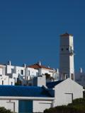 Buildings in a Town, Jose Ignacio, Maldonado, Uruguay Photographic Print