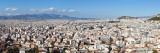 High Angle View of a City, Plaka, Athens, Greece Photographic Print