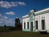 Facade of a School, Pan De Azucar, Maldonado, Uruguay Photographic Print
