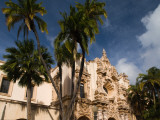 Theater in a Park, Casa Del Prado, Balboa Park, San Diego, California, USA Photographic Print
