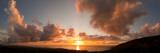 Sunset Over the Sea, Kona Coast, Kealakekua Bay, Hawaii, USA Photographic Print