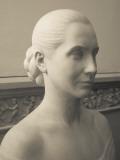Statue of Eva Duarte Peron in a Museum, Evita Museum, Palermo, Buenos Aires, Argentina Photographic Print