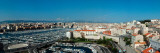 High Angle View of a Port, Marseille, Bouches-Du-Rhone, France Photographic Print