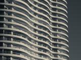 Low Angle View of a Building, Rambla Claudio Williman, Punta Del Este, Maldonado, Uruguay Photographic Print