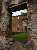 Ruins of an Abbey, Carmelo, Calera De Las Huerfanas, Colonia Department, Uruguay Photographic Print