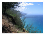 Na Pali Coast Hanakapiai Beach Photographic Print by Chris Burns