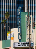 Theater in a City, Hollywood Palladium, Hollywood, Los Angeles, California, USA Photographic Print