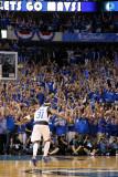 Miami Heat v Dallas Mavericks - Game Five, Dallas, TX -June 9: Jason Terry Photographic Print by Mike Ehrmann