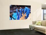 Miami Heat v Dallas Mavericks - Game Five, Dallas, TX -June 9: Jason Kidd Wall Mural by Andrew Bernstein