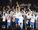 Dallas Mavericks - Celebration Photo