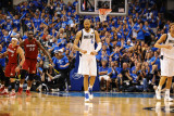 Miami Heat v Dallas Mavericks - Game Three, Dallas, TX -June 5: Tyson Chandler Photographic Print by Garrett Ellwood
