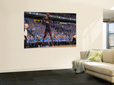 Miami Heat v Dallas Mavericks - Game Five, Dallas, TX -June 9: Chris Bosh Wall Mural by Nathaniel S. Butler