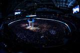 Miami Heat v Dallas Mavericks - Game Four, Dallas, TX -June 7: Dirk Nowitzki Photographic Print by Tom Pennington