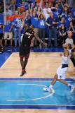 Miami Heat v Dallas Mavericks - Game Five, Dallas, TX -June 9: LeBron James Photographic Print by Andrew Bernstein