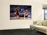 Miami Heat v Dallas Mavericks - Game Five, Dallas, TX -June 9: LeBron James Wall Mural by Garrett Ellwood