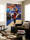Miami Heat v Dallas Mavericks - Game Three, Dallas, TX -June 5: Dwyane Wade Wall Mural by Victor Baldizon