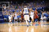 Miami Heat v Dallas Mavericks - Game Four, Dallas, TX -June 7: Jason Terry Photographic Print by Garrett Ellwood