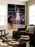 Miami Heat v Dallas Mavericks - Game Five, Dallas, TX -June 9: Jason Kidd and LeBron James Wall Mural by Andrew Bernstein
