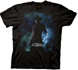 Cowboys & Aliens - Movie Poster T-Shirt