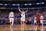 Miami Heat v Dallas Mavericks - Game Four, Dallas, TX -June 7: Tyson Chandler Photographic Print by Jesse D. Garrabrant