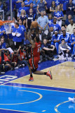 Miami Heat v Dallas Mavericks - Game Four, Dallas, TX -June 7: LeBron James Photographic Print by Bill Baptist