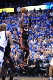Miami Heat v Dallas Mavericks - Game Five, Dallas, TX -June 9: Dwyane Wade Photographic Print by Garrett Ellwood
