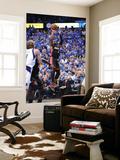 Miami Heat v Dallas Mavericks - Game Five, Dallas, TX -June 9: Dwyane Wade Wall Mural by Garrett Ellwood