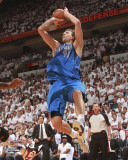 Dallas Mavericks - Dirk Nowitzki Action, Game 1 Photo