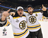 Boston Bruins - Brad Marchand & Patrice Bergeron Photo