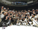 Boston Bruins - Celebration on ice Photo