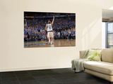 Miami Heat v Dallas Mavericks - Game Five, Dallas, TX -June 9: Dirk Nowitzki Wall Mural by Glenn James