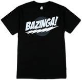 Big Bang Theory - Bazinga! T-Shirts